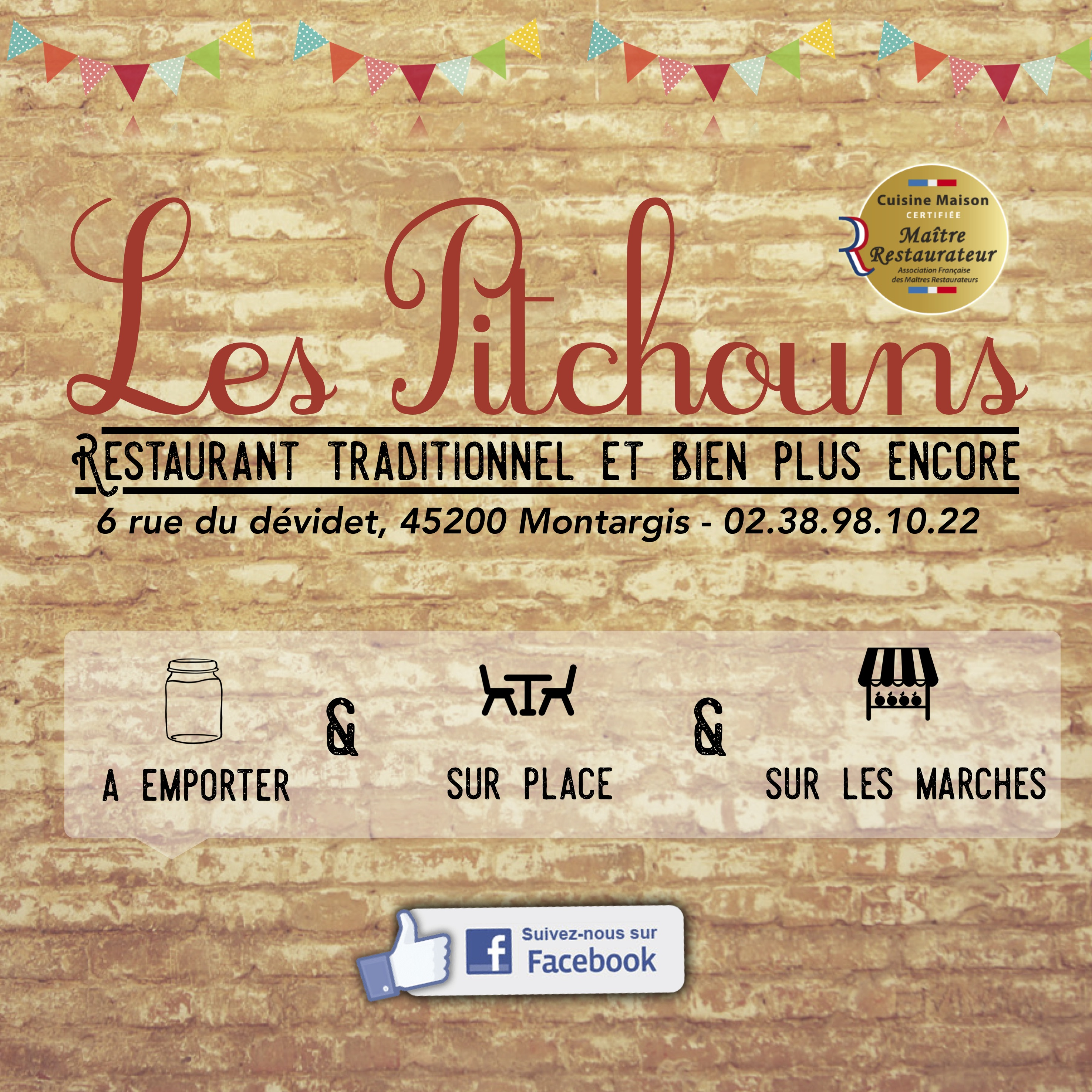 Logo Les Pitchouns