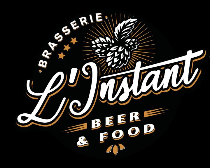 Logo L'instant Brasserie