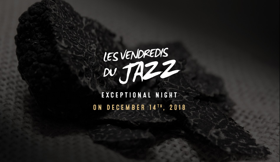 Diner jazz & diamant noir