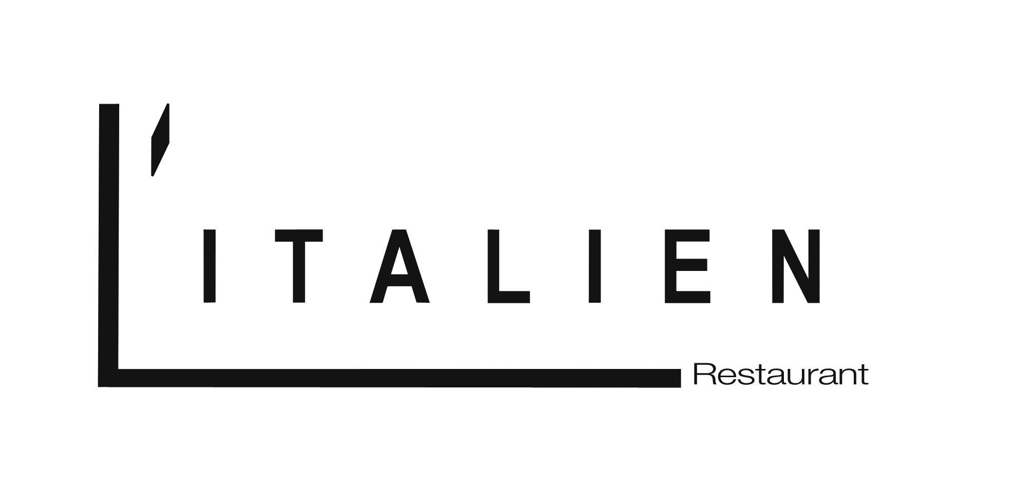 Logo L'ITALIEN