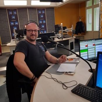 Le Chef Sébastien Kubler parle du poulpe sur France Bleu Alsace
