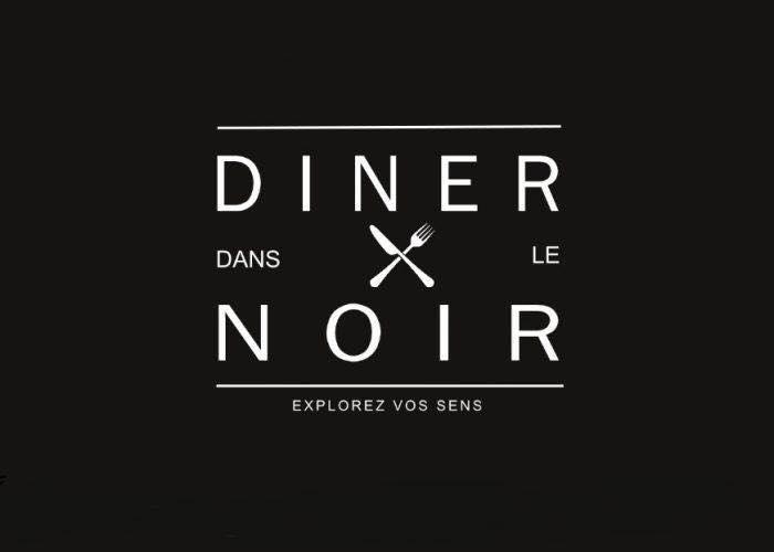 DINER DANS LE NOIR