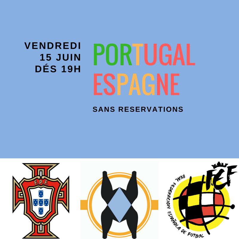 Portugal-Espagne