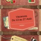 ATTENTION Vacances !