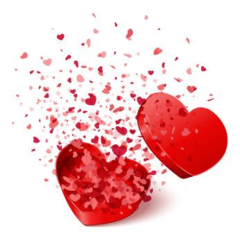 Menu de la St Valentin vendredi 14 février au soir