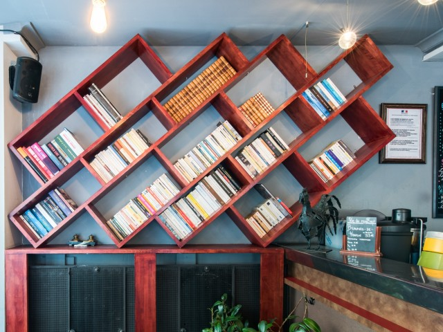 Les Ecrivains Café - Bar - Restaurant