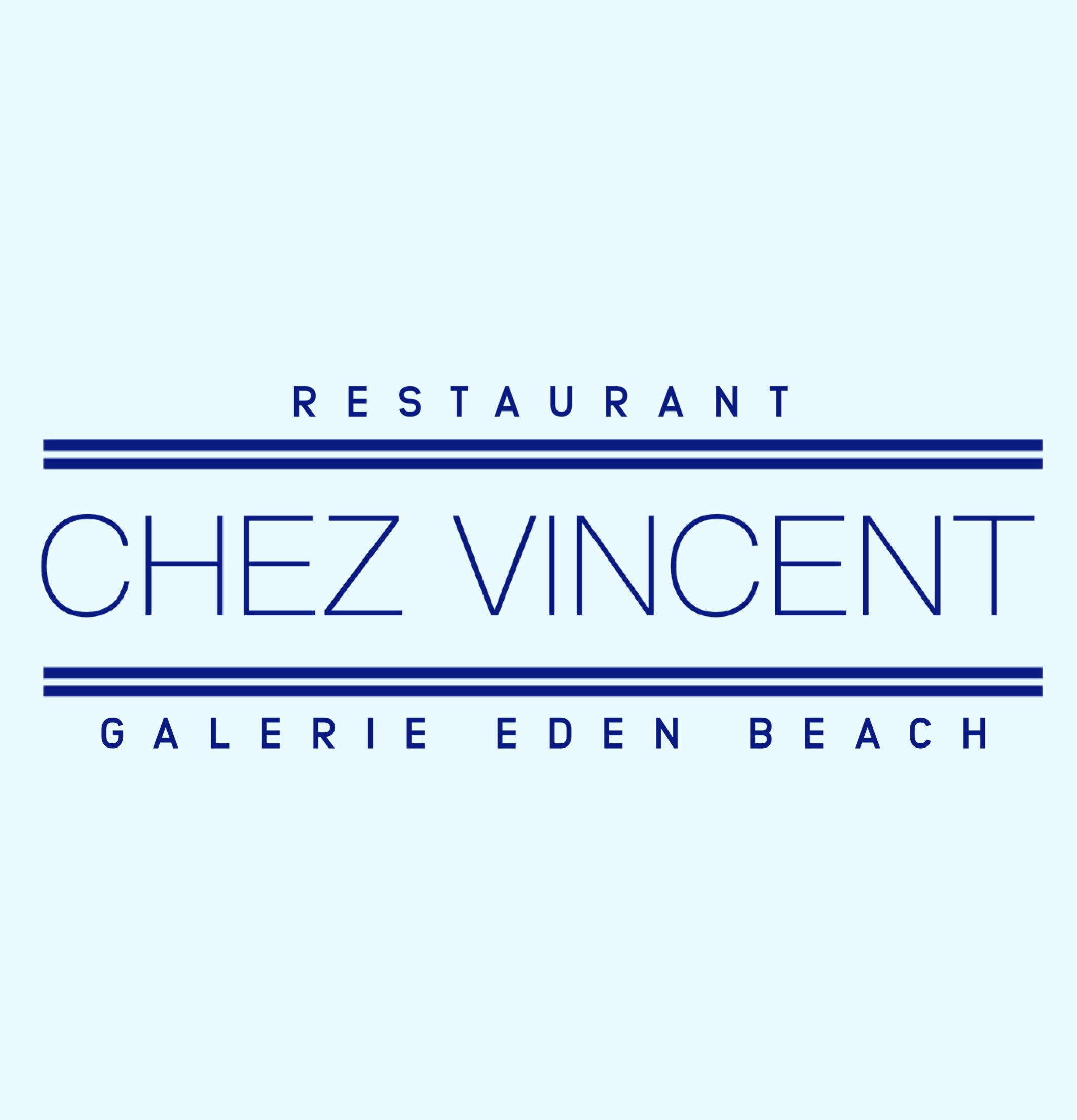 Logo Chez Vincent - Le Bord de Mer