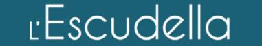 Logo L'ESCUDELLA