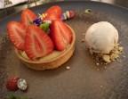 Photo Tarte aux fraises  - L'ESCUDELLA