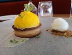 Photo Tarte au citron yuzu et estragon  - L'ESCUDELLA