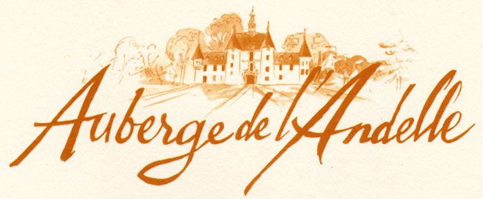 Logo AUBERGE DE L'ANDELLE