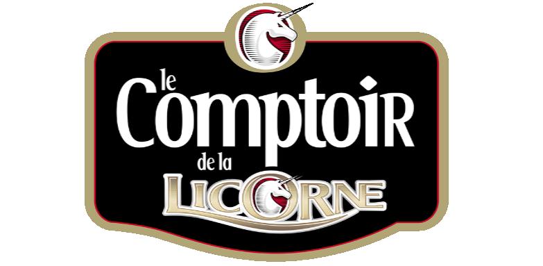Logo Le Comptoir de la Licorne - Pleurtuit
