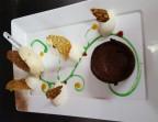 Photo Fondant au chocolat maison  - LE MAKIA