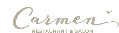 Logo Carmen Restaurant & Salon
