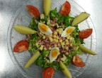 Photo Salade savoyarde  - Au chateau d'If
