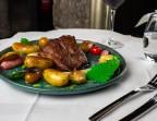 Photo Filet de bœuf, jus réduit, pommes de terre Délicatesse - Bistrot Auvergnat