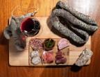 Photo Les planches de Charcuteries artisanales - Bistrot Auvergnat