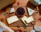 Photo Assortiments de fromages au lait cru artisanaux - Bistrot Auvergnat