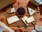 Photo Assortiments de fromages au lait cru artisanaux - Bistrot Auvergnat