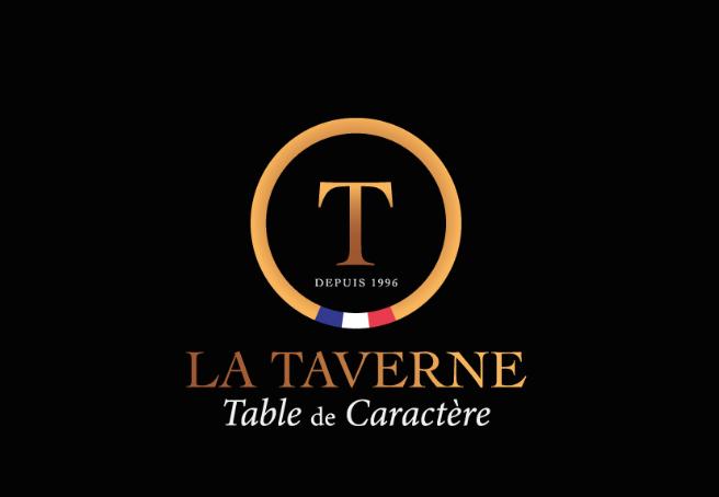 Logo La Taverne - Vitré - Table de caractère