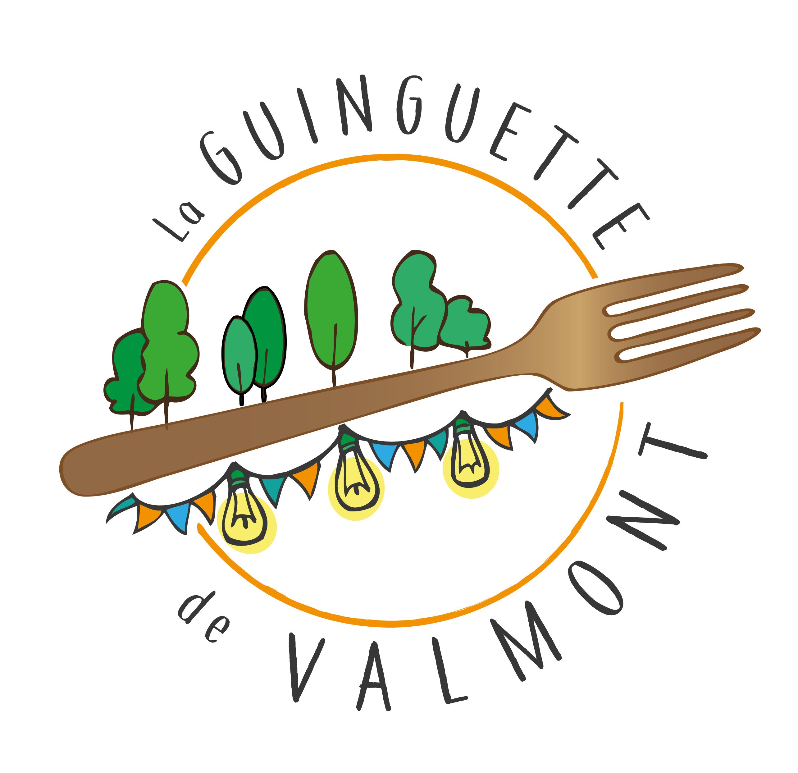 Logo LA GUINGUETTE DE VALMONT