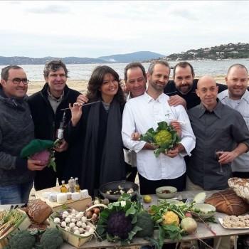 Émission Culinaire Les Escapades de PetitRenaud 22 février 2018 TV5