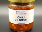 Photo Chili de Boeuf (380g) - BERNADETTE BY CAP VERS
