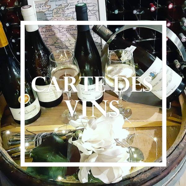 Télécharger notre carte des vins