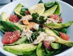 Photo Salade Fraîcheur de la Mer  - Saveurs Salines