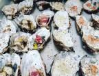 Photo Huîtres gratinées aux Saveurs Salines - Saveurs Salines
