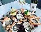 Photo ou Assiette dégustation de Fruits de mer - Saveurs Salines