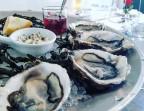 Photo ou 6 huîtres L'Ustra Bèla - Saveurs Salines