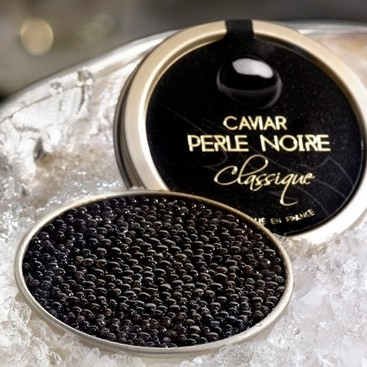 [À la carte] Caviar Perle Noire