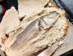 Photo Bar-Romarin, Croûte de sel - Saveurs Salines