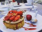 Photo Tarte aux fraises de Pernes revisitée - Saveurs Salines