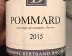 Photo AOC Pommard, Domaine Bertrand BACHELET - Saveurs Salines