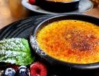 Photo Crème brûlée à la Fève de Tonka - Saveurs Salines