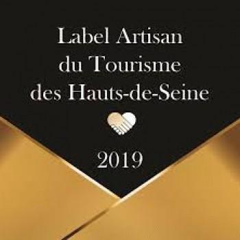 Label Artisan Du Tourisme des Hauts de Seine 2019  Puteaux Infos