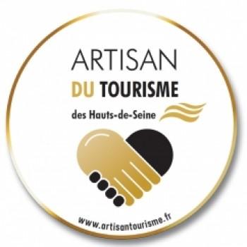 Label Artisan Du Tourisme des Hauts de Seine 2020