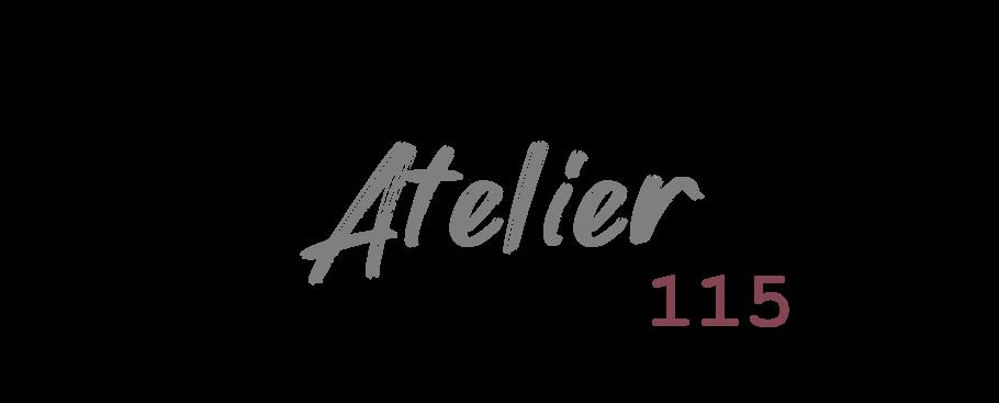 Logo l'Atelier 115