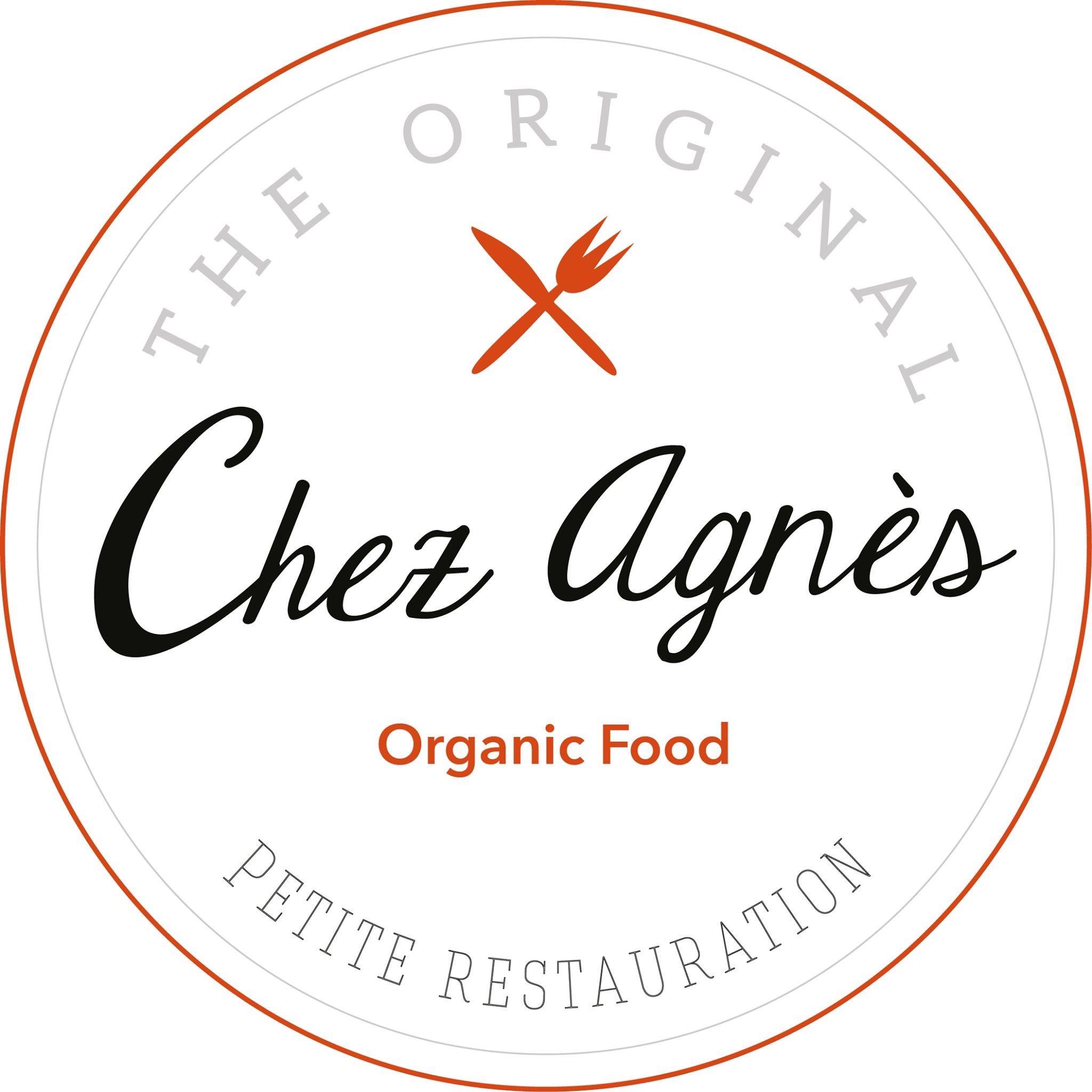 Logo Chez Agnès