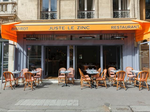 Juste Le Zinc