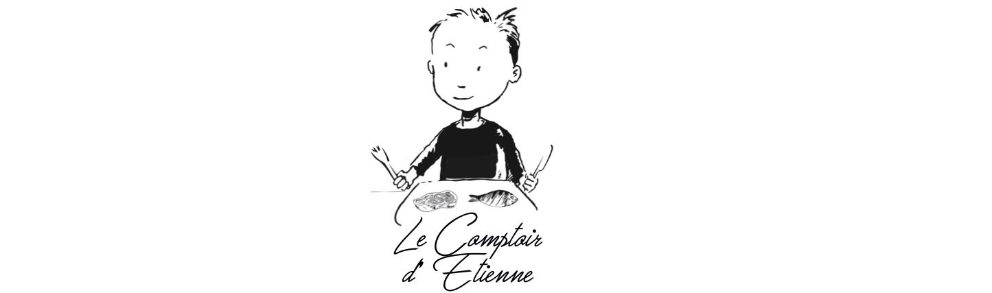 Logo LE COMPTOIR D'ETIENNE