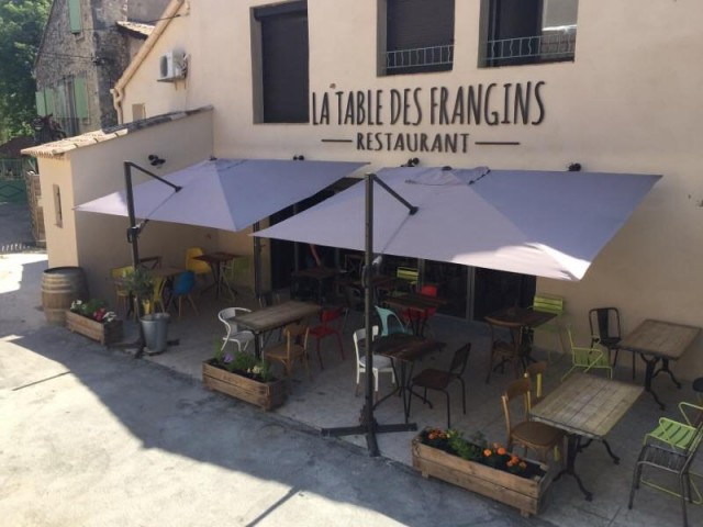 La table des frangins
