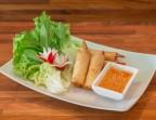 Photo 1A<br> Nems aux crevettes - Janthee Thai