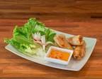 Photo 1C<br> Nems au poulet - Janthee Thai