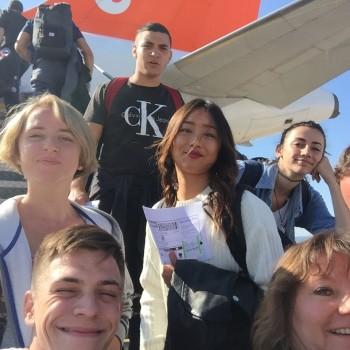 Les élèves de la section hôtelière Martin Bret en stage au Royaume Uni