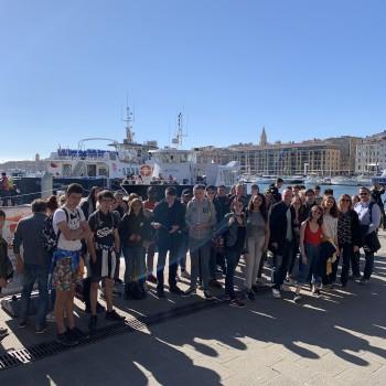 Journée européenne pour les jeunes hôteliers de Martin Bret