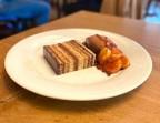 Photo Opéra, glace chocolat, banane au caramel - CHEZ MICHEL