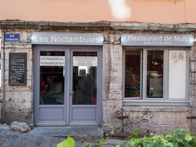 Les noctambules